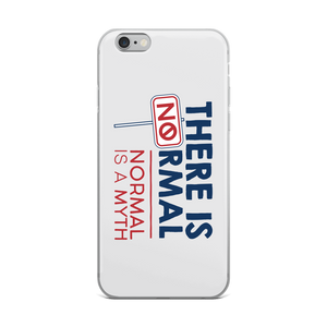 iPhone case there is no normal myth peer pressure popularity disability special needs awareness diversity inclusion inclusivity acceptance activism