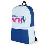 Normal is a Myth (Unicorn) Backpack