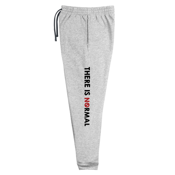 sweatpants joggers there is no normal myth peer pressure popularity disability special needs awareness diversity inclusion inclusivity acceptance activism