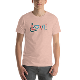 LOVE (for the Special Needs Community) Shirt (Men's/Unisex)