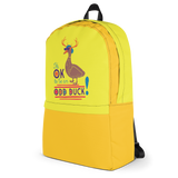 It's OK to be an Odd Duck! Backpack (Men's Colors)