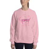 I Love Pink (Esperanza - Raising Dion) Sweatshirt Light & Dark Colors