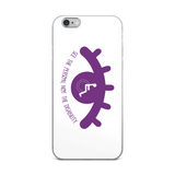 iPhone case see the person not the disability wheelchair inclusion inclusivity acceptance special needs awareness diversity