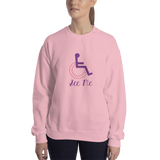 sweatshirt see me not my disability wheelchair inclusion inclusivity acceptance special needs awareness diversity