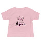 Be Different (Esperanza - Raising Dion) Baby Shirt Light Colors