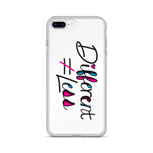 iPhone case Different Does Not Equal Less Netflix Raising Dion Esperanza Sammi Haney #DDNEL disability inclusion wheelchair awareness