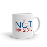 Not Invisible Mug