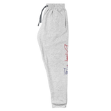 Different Does Not Equal Less (Original Clean Design) Unisex Sweatpants
