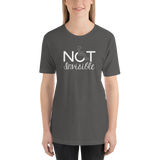 Not Invisible (Women's Dark Color Shirts)