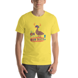 It's OK to be an Odd Duck! Shirt (Men's Colors)