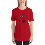 Sassy Girl (Esperanza - Raising Dion) Unisex Light Color Shirts - Design 02