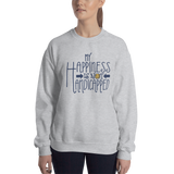 My Happiness is Not Handicapped (Sweatshirt)