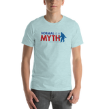 Normal is a Myth (Bigfoot) Unisex Shirt