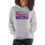 My Child Loves Proving People Wrong (Special Needs Parent Hoodie)