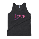 LOVE (for the Special Needs Community) Tank Top (All Colors)