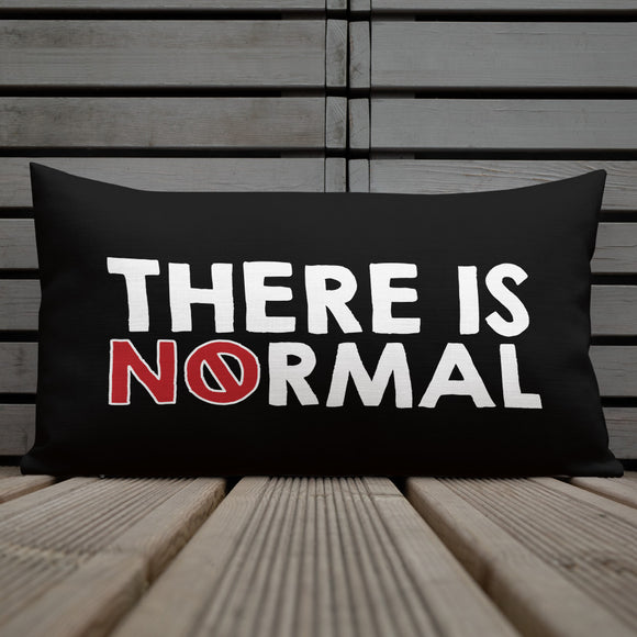 pillow there is no normal myth peer pressure popularity disability special needs awareness diversity inclusion inclusivity acceptance activism