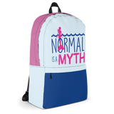 Normal is a Myth (Mermaid) Backpack
