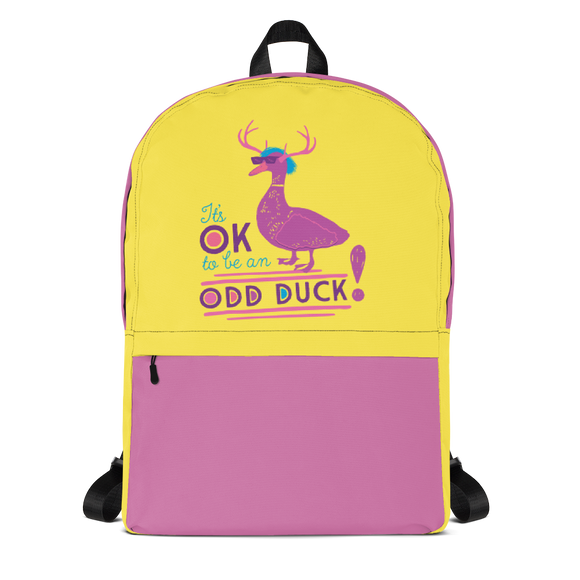 Shirt It's OK to be an odd duck Raising Dion Esperanza fan Netflix Sammi Haney different bird