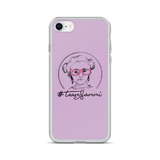 #TeamSammi (Sammi Haney / Esperanza Raising Dion) iPhone Case