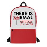 backpack school there is no normal myth peer pressure popularity disability special needs awareness diversity inclusion inclusivity acceptance activism