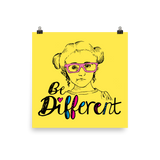 Be Different (Esperanza - Raising Dion) Poster