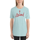 Loved Arrow (I am Loved) Shirt Light Colors