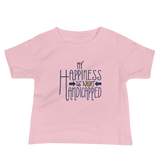 My Happiness is Not Handicapped (Baby Shirt)