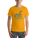 Normal is a Myth (Loch Ness Monster) Unisex Shirt