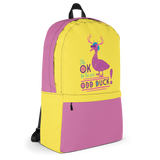 It's OK to be an Odd Duck! Backpack