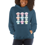 Sammi Haney (Esperanza - Raising Dion) 9 Faces Hoodie
