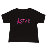 LOVE (for the Special Needs Community) Baby (All Colors)