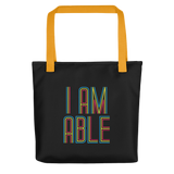 I am Able (Tote Bag)