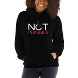 Not Invisible (Hoddie Dark Colors)