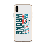 My Child Loves Proving People Wrong (Special Needs Parent iPhone Case)