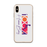 100% Human Being (iPhone Case)