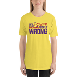 My Child Loves Proving People Wrong (Special Needs Parent Shirt 2-Colors)