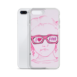 I Love Pink (Esperanza - Raising Dion) iPhone Case