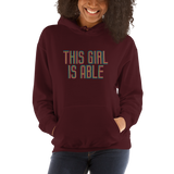 This Girl is Able (Hoodie)