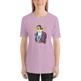 Esperanza From Raising Dion (Yellow Cartoon) D.D.N.E.L. Shirt