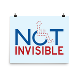 Not Invisible (Poster)