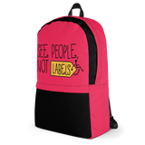 See People, Not Labels (Backpack)