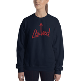 Loved Arrow (I am Loved) Sweatshirt