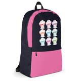 Sammi Haney (Esperanza - Raising Dion) 9 Faces Backpack