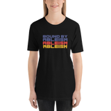 Bound by Ableism (Halftone Unisex Shirt)