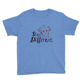 Stay Different (Esperanza - Raising Dion) Youth Shirt