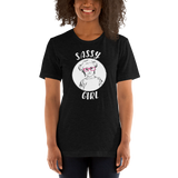 Sassy Girl (Esperanza - Raising Dion) Unisex Dark Color Shirts - Design 01