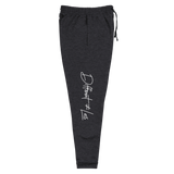 Different Does Not Equal Less (Original Clean Design) Unisex Dark Sweatpants