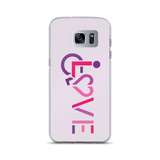 LOVE (for the Special Needs Community) Samsung Case
