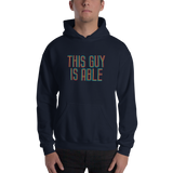 This Guy is Able (Men's Hoodie)