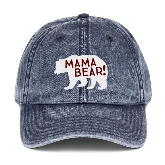 Hat Mama bear! momma bear special needs mom parent mom mother parent disability disabled child parenting
